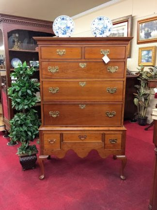 Stickley Cherry Highboy Value