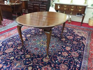 jamestown sterling queen anne table