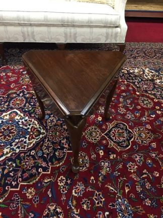 pennsylvania House cherry napkin table