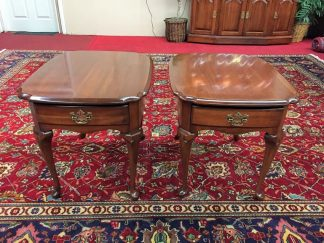 Pennsylvania House Cherry End Tables