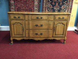 thomasville french provincial buffet