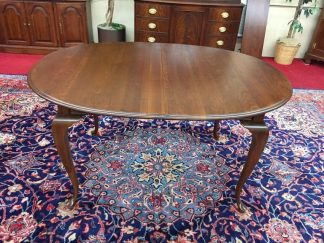 Cherry Queen Anne Table
