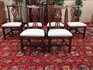 Knob Creek Chippendale Dining Chairs