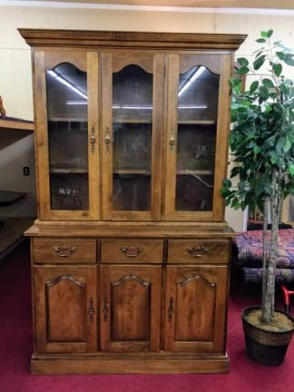temple stuart maple hutch