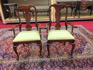 colonial furniture arm chairs