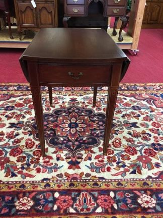 hickory chair pembroke end table