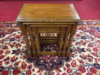Pennsylvania House Oak Nesting Tables