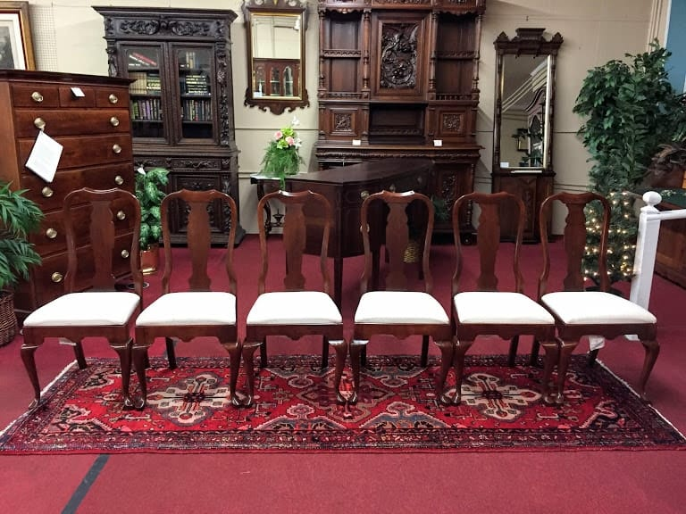 pennsylvania house cherry dining room furniture | Pennsylvania House Cherry Dining Chairs ($129 each ...