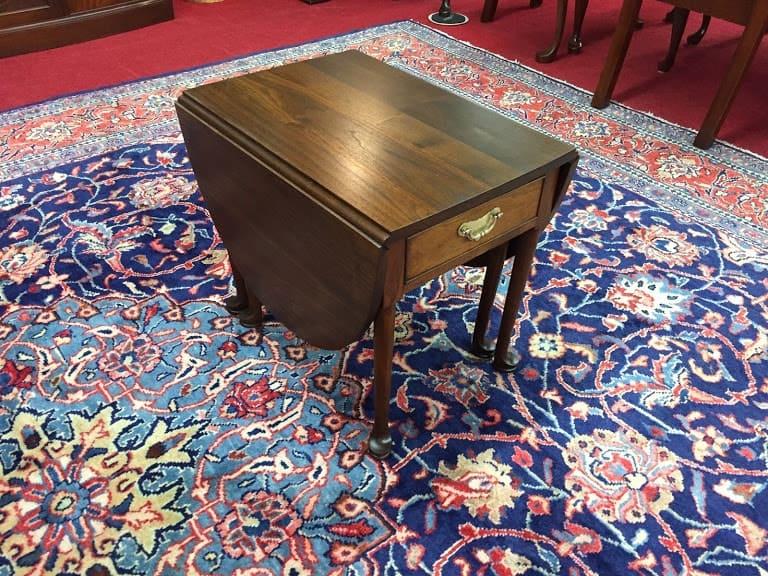 Norris Furniture Gateleg Side Table Bohemian S