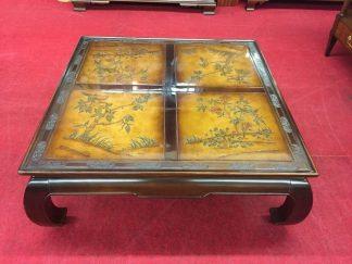 Bernhardt Oriental Style Coffee Table