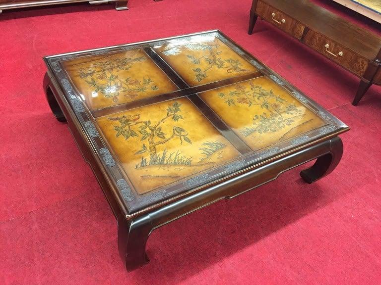 Prime Bernhardt Oriental Style Coffee Table Bohemians Theyellowbook Wood Chair Design Ideas Theyellowbookinfo
