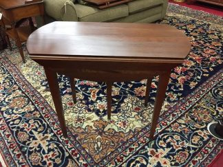 Cherry Drop Leaf Breakfast Table