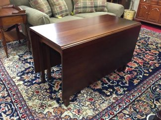 Kittinger Mahogany Drop Leaf Table
