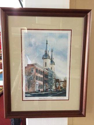 """Spires of Church Street"" by David G. Yontz"