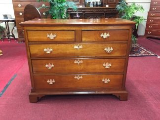 Chippendale Period Cherry Chest of Drawers