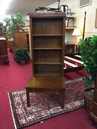 Drexel Heritage Bookshelf/Side Table