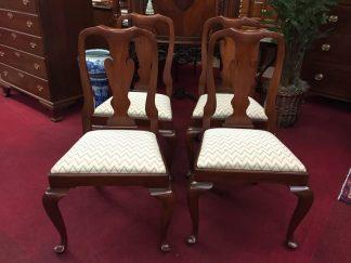 Henkel Harris Queen Anne Dining Chairs