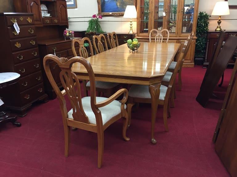 Pennsylvania House Oak Dining Table ⋆ Bohemian S