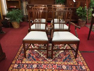 Biggs Mahogany Dining Chairs