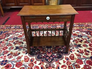 Victorian Small Hall Stand