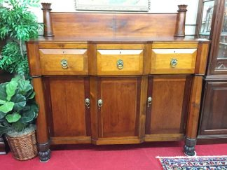 Antique Cherry Empire Buffet