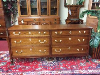 Kindel Cherry Double Dresser