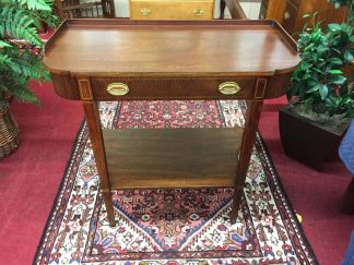 Mersman Inlaid Hall Table