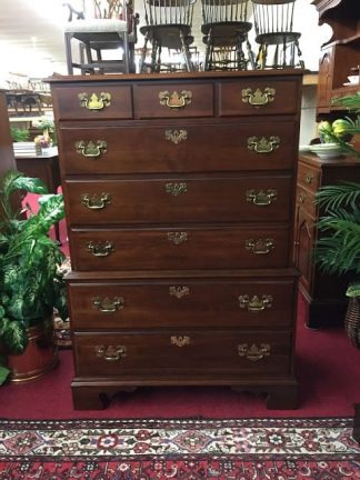 Pennsylvania House Cherry Chest on Chest