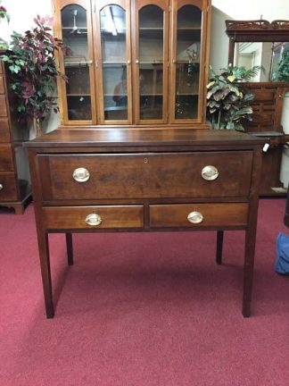 Antique Secretary Desk on Legs