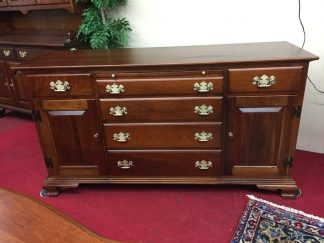 Willett Cherry Buffet Sideboard