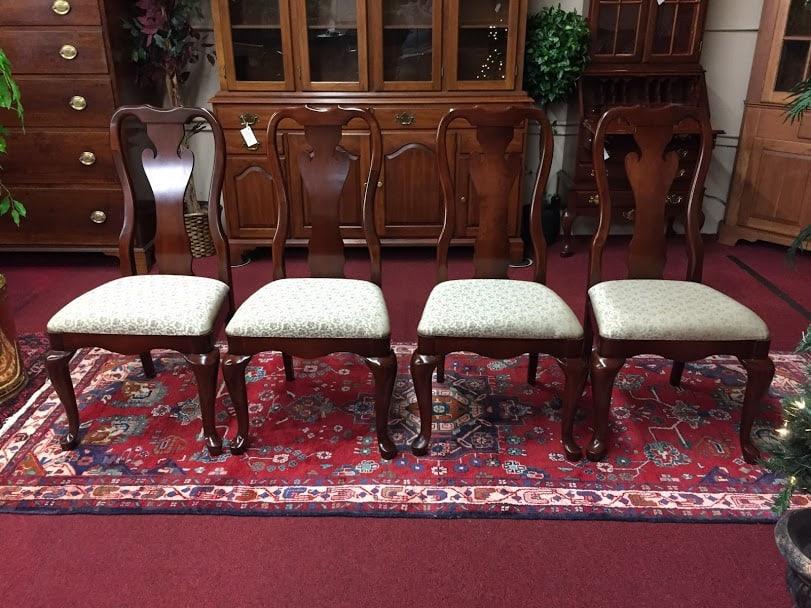 Thomasville Cherry Dining Chairs