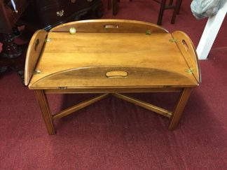 Ethan Allen Butler's Table