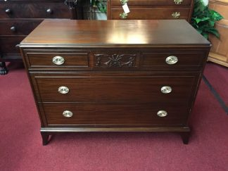 Grand Rapids Mahogany Three Drawer Chest