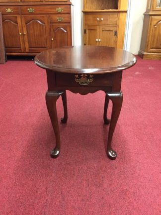 Pennsylvania House Cherry Oval End Table