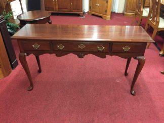 Pennsylvania House Cherry Sofa Table