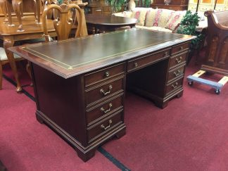 Sligh Vintage Executive Desk