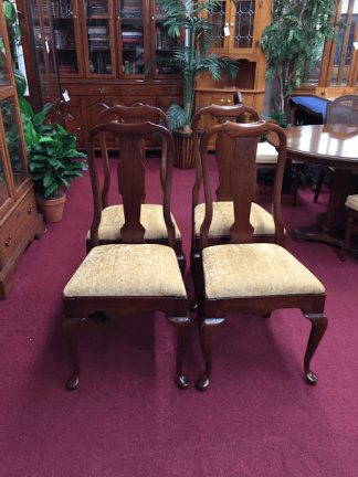 Pennsylvania House Dining Chairs, Set of Four