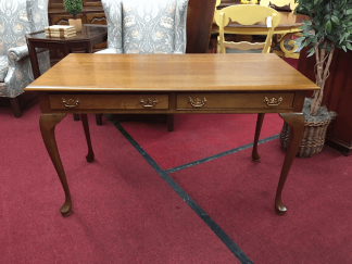 Stickley Cherry Queen Anne Desk