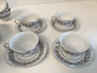 Florentine by Sango Tea Cups and Saucers