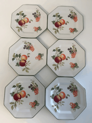 Johnson Brothers Cake Plates