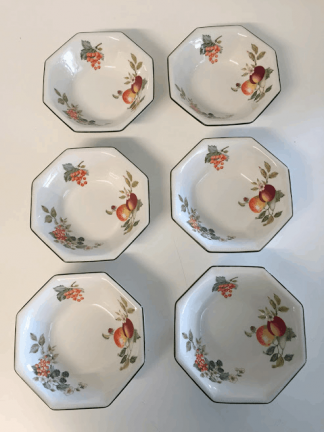 Johnson Brothers Cereal Bowls