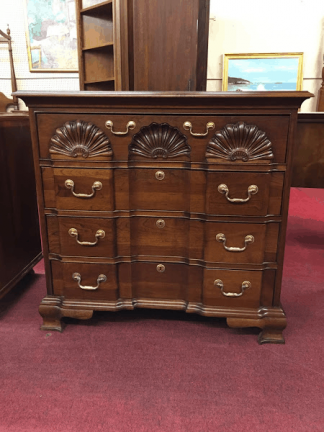 Pennsylvania House Goddard Style Chest