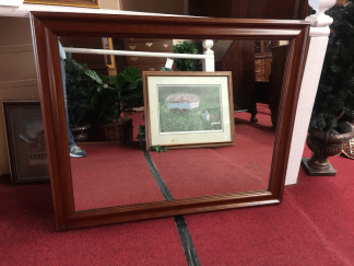 Pennsylvania House Cherry Rectangular Mirror