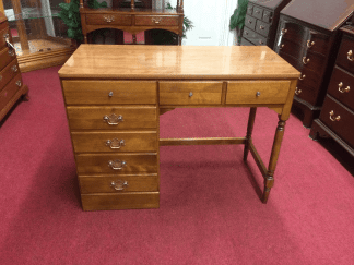 Vintage Ethan Allen Maple Desk