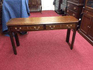 Vintage Century Furniture Sofa Table