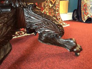 antique table, unique furniture