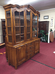 ethan allen country french furniture