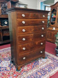 gallery furniture, antique chest