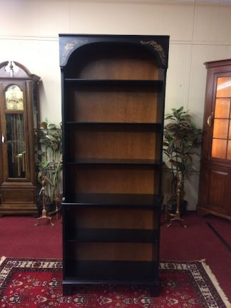 Vintage Hitchcock Bookshelf
