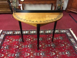 Vintage Hitchcock Hall Table